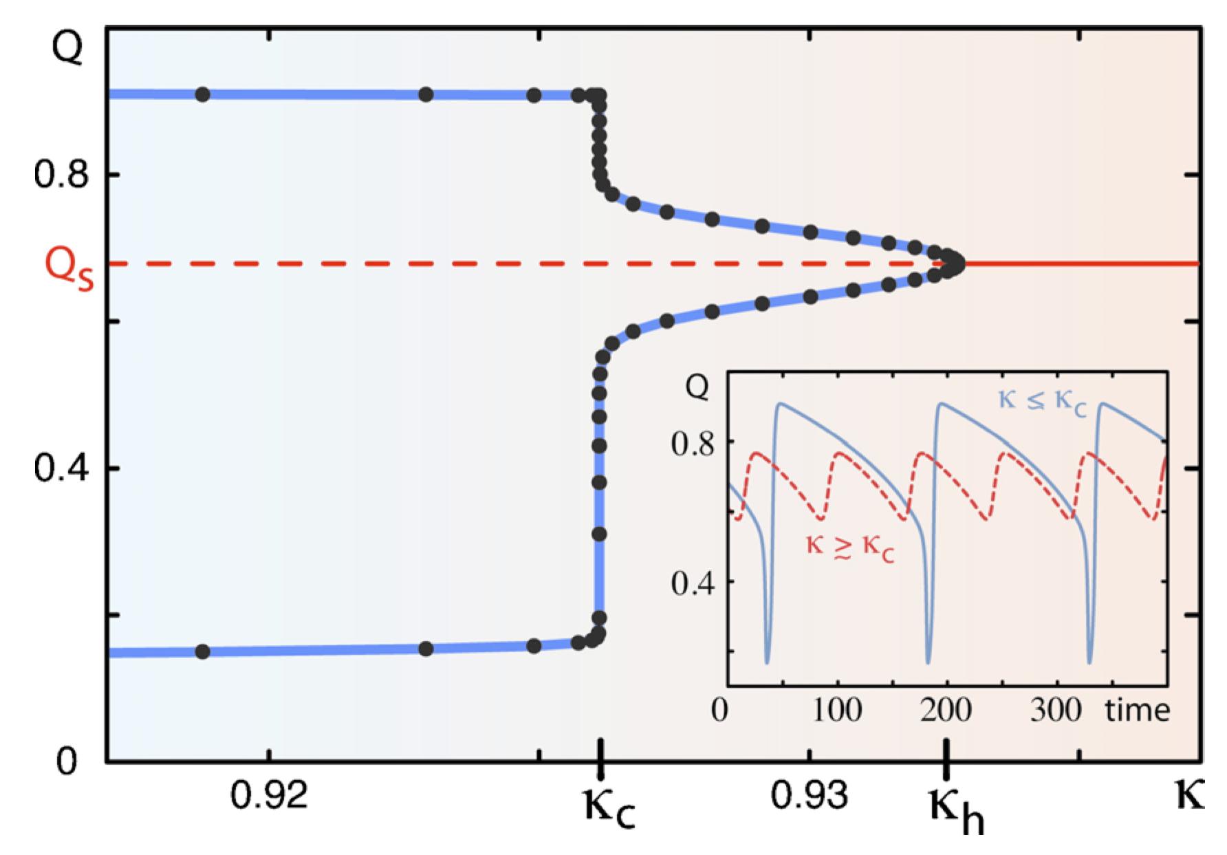 Half-sarcomere oscillatory regime