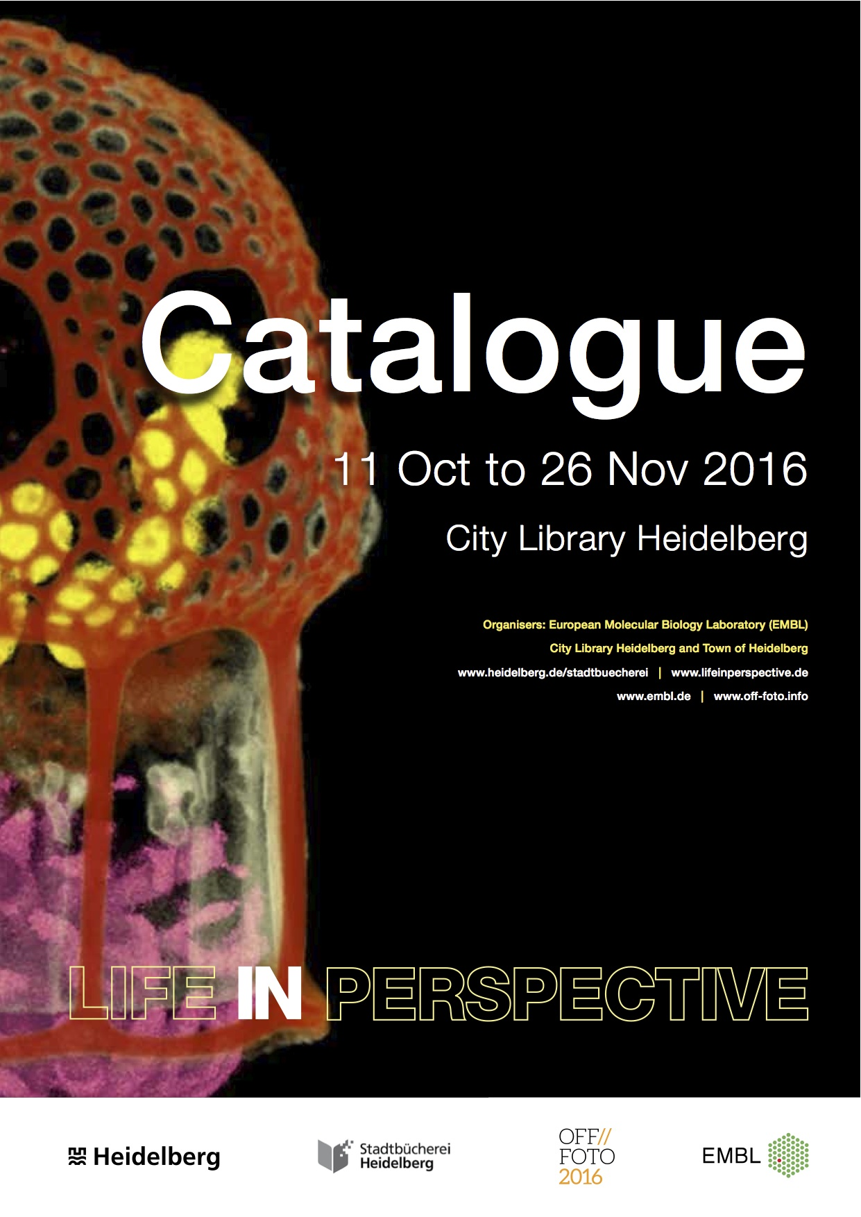 Catalogue poster